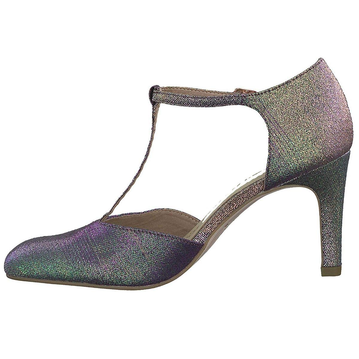 Tamaris , Escarpins pour Femme Multicolore Rainbow