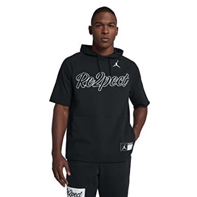 0a562f708dc Image Unavailable. Image not available for. Color: NIKE Jordan Men's Re2pect  Short Sleeve Training ...
