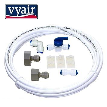 VYAIR DA97-01469D Wasserfilter Installations- und Anschlusskit für ...