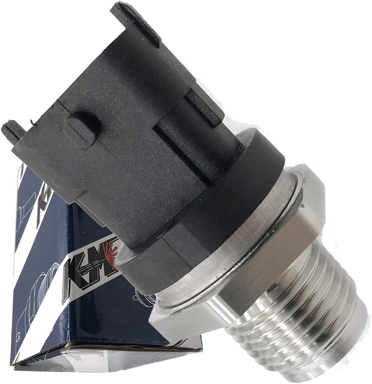kmdiesel 0281002706 Fuel Rail Pressure Sensor unit Fit for CR Common Rail pump