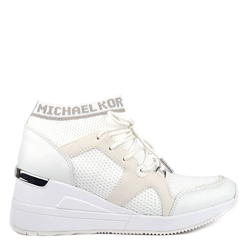 Michael Bianco Donna Hilda By Kors Optic Sneaker Scarpe n0OymN8vw