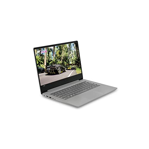 Lenovo Ideapad 330S Intel Core I3 8th Gen 14 - inch FHD Laptop (4GB/ 1TB HDD/ Windows 10 Home/ Platinum Grey), 81F400GQIN