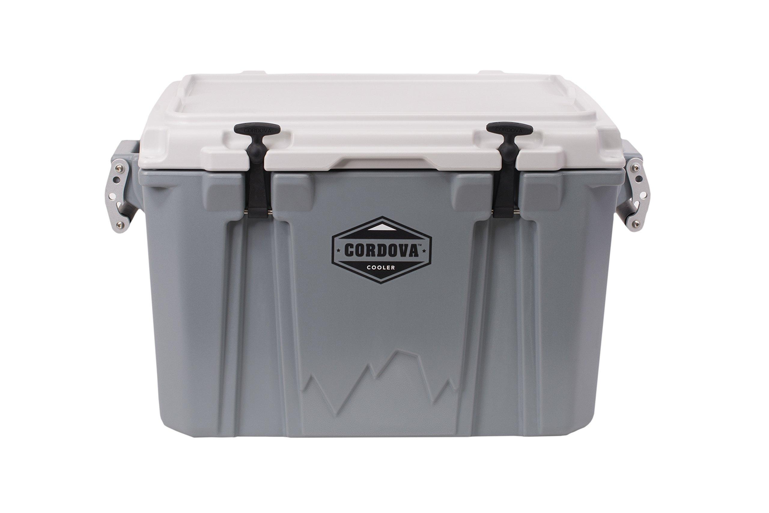 Cordova Coolers 50 Medium Cooler - Gray by Cordova Coolers