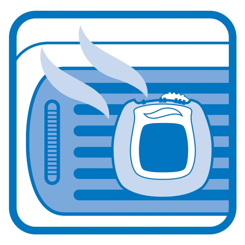 Amazon com febreze car vent clip air freshener and odor eliminator meadows and rain scent 8 pieces automotive