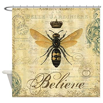 Amazon CafePress Modern Vintage French Queen Bee Decorative