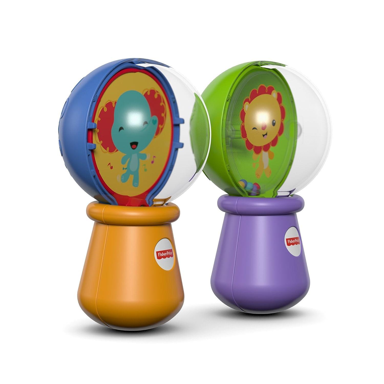 eef1c11ba Amazon.com: Fisher-Price Shake 'n Spin Maracas: Toys & Games