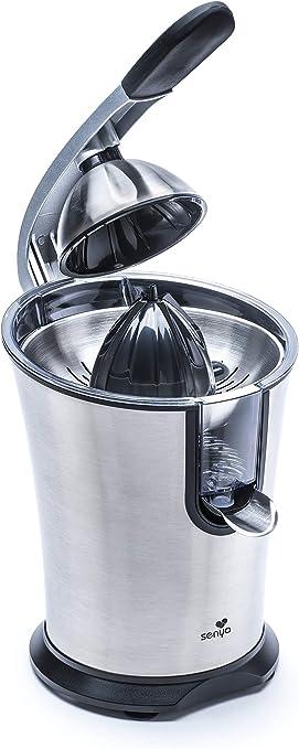 Senya Autre Exprimidor Eléctrico, 160 W, 0.8 litros, Stainless ...