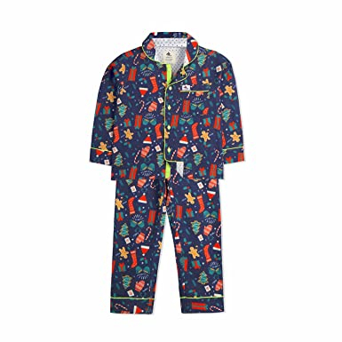 6fa341e408b Cherry Crumble Casual Printed Nightsuit  Amazon.in  Clothing   Accessories