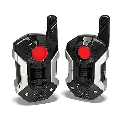 Spy Gear - Ultra Range Walkie Talkie: Toys & Games