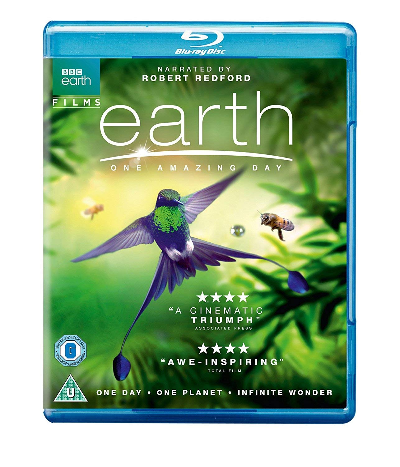 Earth - One Amazing Day BD [Blu-ray]