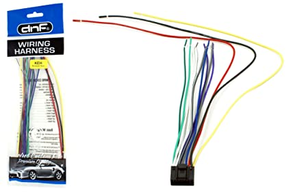 wire harness 16 pin great installation of wiring diagram • amazon com dnf kenwood wiring harness 16 pin 100 copper wires rh amazon com seperate wire harness pins 16 pin wire harness diagram
