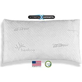 Xtreme Comforts Bamboo Pillow