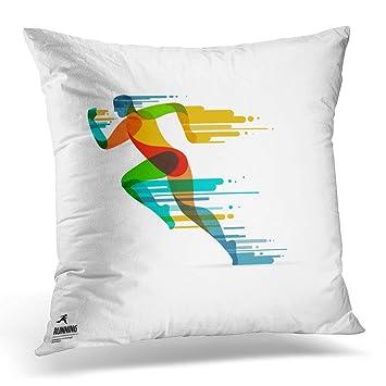 Amazon.com: Funda de almohada Sdamase con diseño de bola ...
