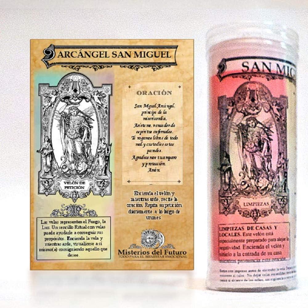 Hechizo de Luna Vel/ón Limpia Casas Arc/ángel Miguel