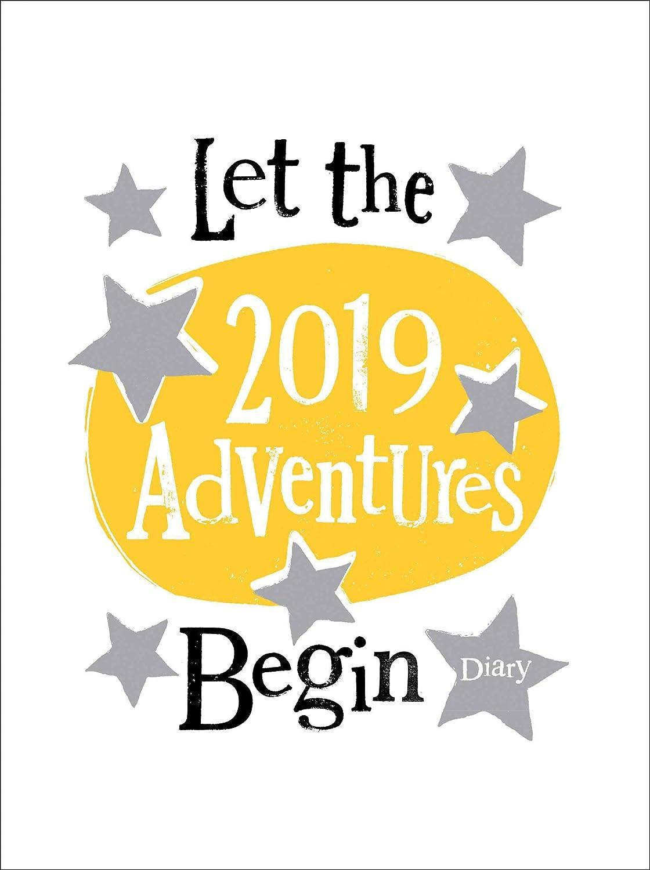 The Bright Side 2019 - Agenda con texto en inglés Let The ...