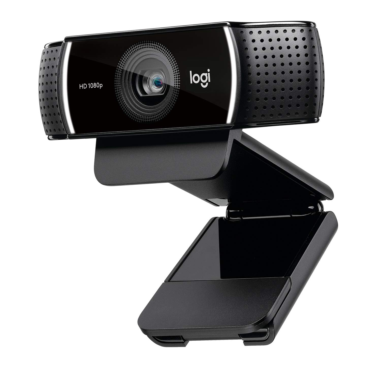 Logitech C922x Pro Stream Webcam – Full 1080p HD Camera – Background Replacement Technology for YouTube or Twitch Streaming by Logitech (Image #2)