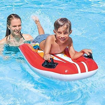 FXQIN Fila Flotante para niños, Tabla de Surf de natación ...