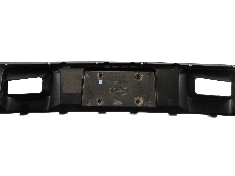 2011-2014 Chevy Silverado 2500hd 3500hd Front Bumper Air Deflector Textured Black GM1092213