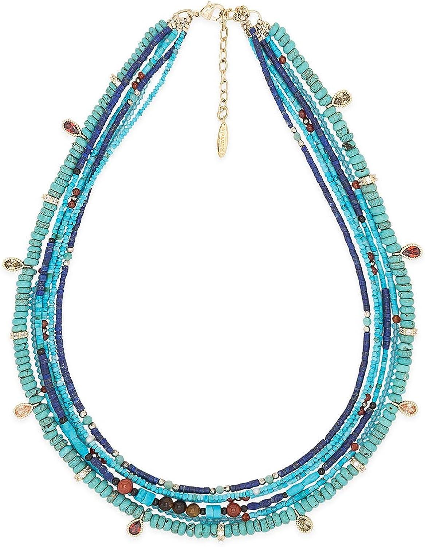HIPANEMA Collier Eleonore Turquoise