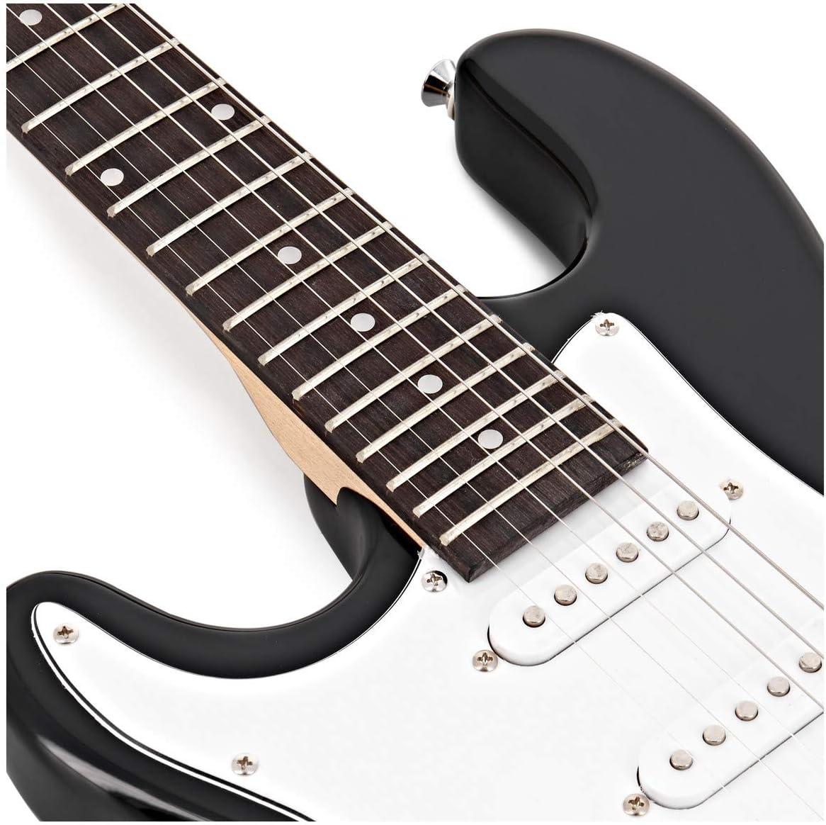 Set de Guitarra Electrica 3/4 para Zurdos LA + AmplificadorÂ: Amazon.es: Instrumentos musicales