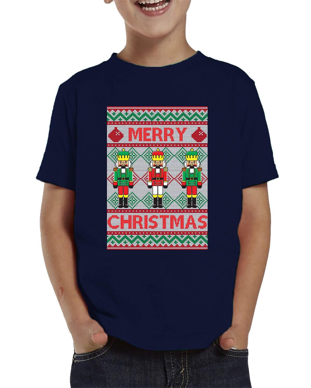 SpiritForged Apparel Christmas Tree Ugly Toddler T-Shirt