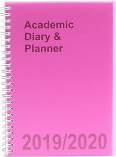 Agenda escolar semanal tamaño A5, años 2018/2019, vista ...