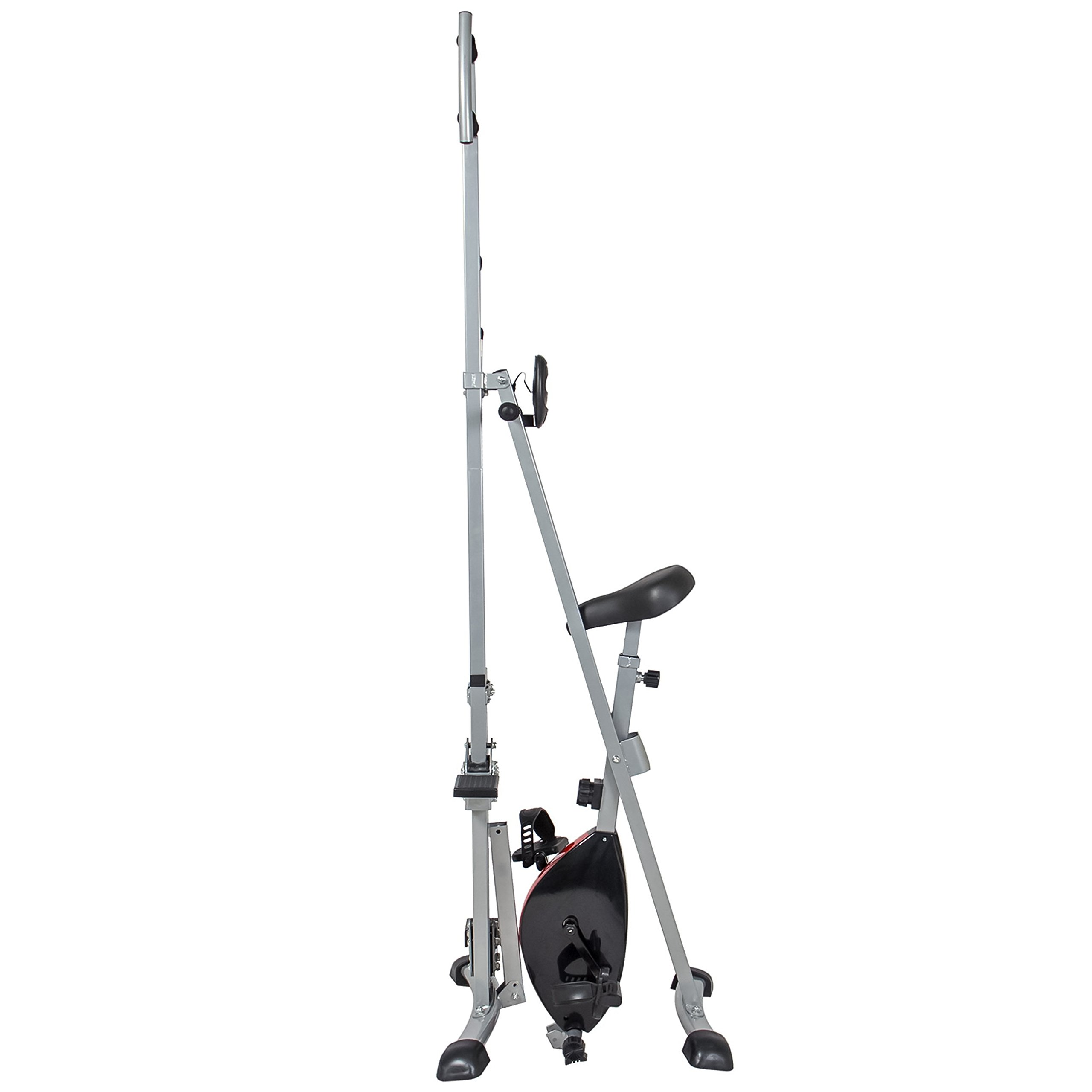 Best Choice Products Total Body 2-in-1 Vertical Climber Magnetic Exercise Bike Fitness Machine by Best Choice Products (Image #3)