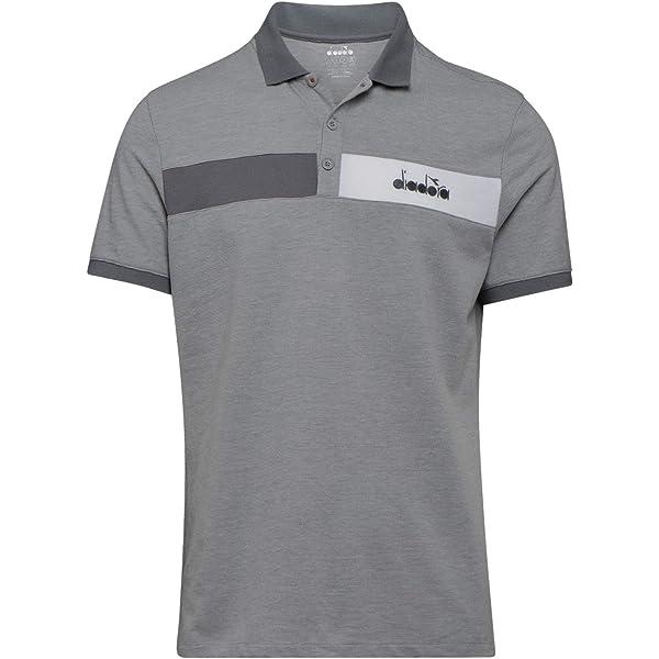 Diadora - Camiseta SS T-Shirt FREGIO para Hombre ES XL: Amazon.es ...