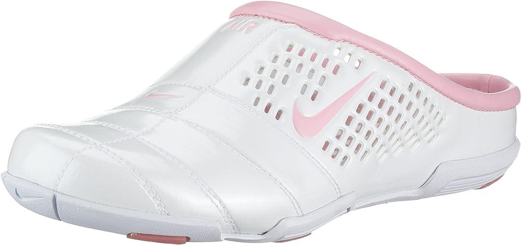 nueva especiales servicio duradero disfruta del precio inferior Nike Women's Air Total 90 III Moc White/Real Pinl 310640-163 3.5 ...