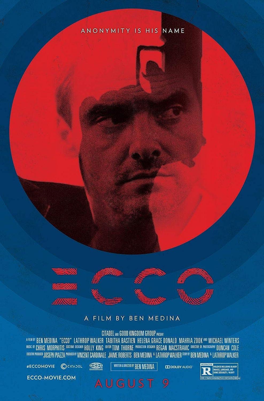 Lionbeen Ecco - Movie Poster - Cartel de la Pelicula 70 X 45 ...