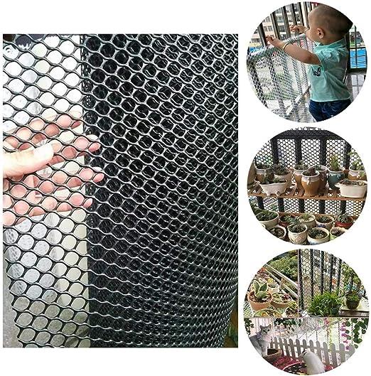 Gato Rail Safety Net Negro Cubierta Balcón Y Escalera Red De Seguridad, Baby Kids Niños Pequeños Barandilla De Escalera Pet Net Protector For Niños/Animal Seguridad/Juguete: Amazon.es: Productos para mascotas