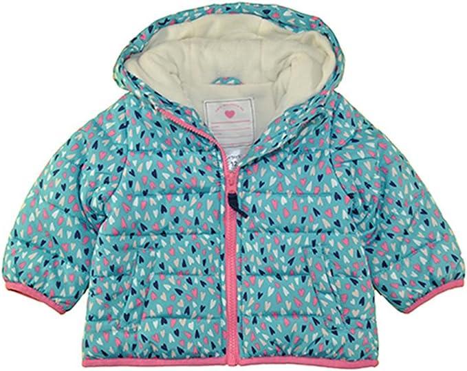 Carter/'s Girls Navy Rainbow Fleece Lined Jacket Size 2T 3T 4T 4 5//6 6X