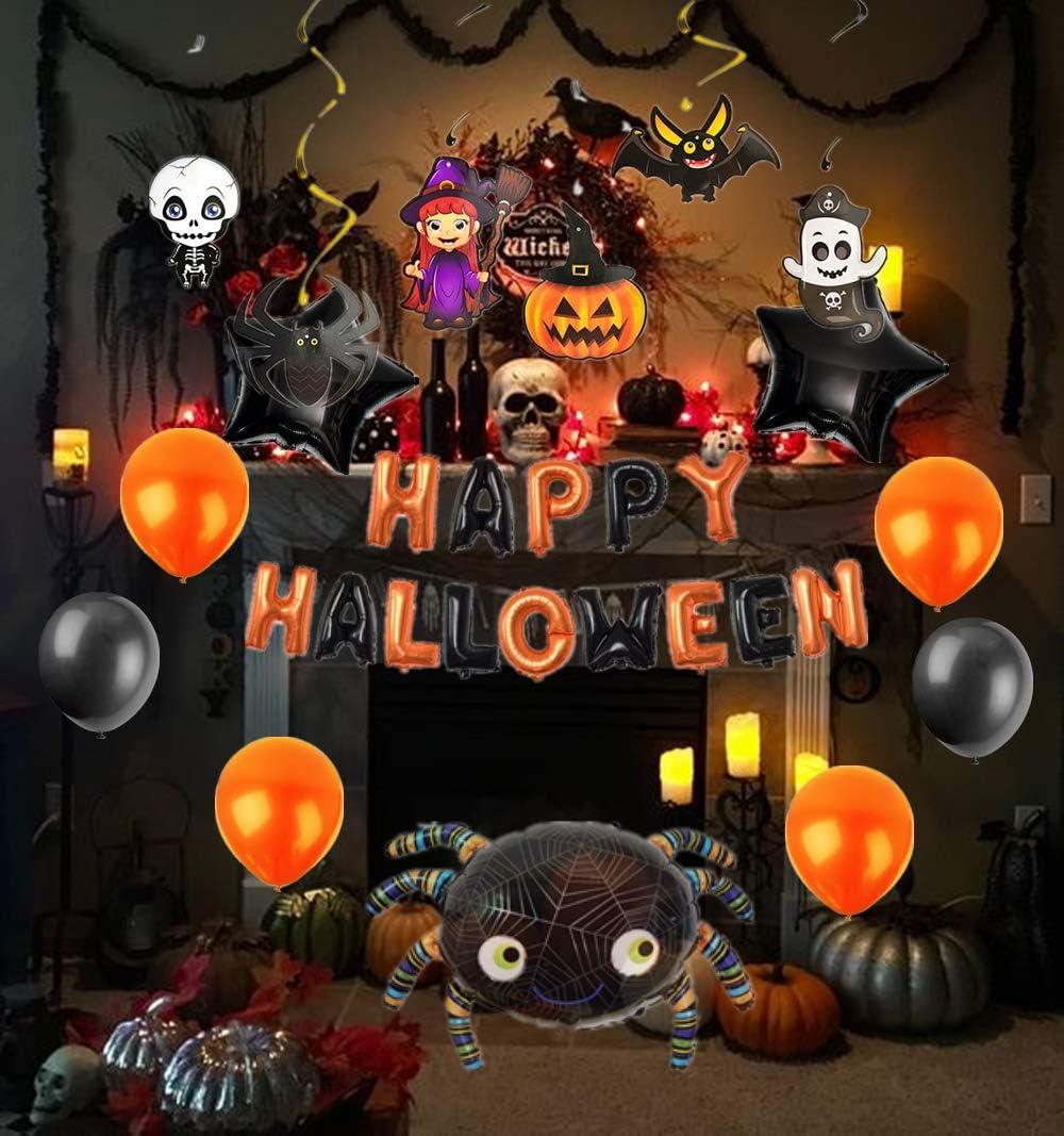 JeVenis Set of 21 Halloween Home Decor Haunted House