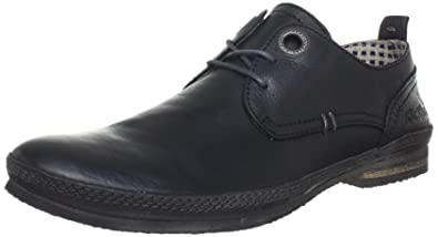 60 013195 Chaussures Noir Homme Kickers Lacets Duo Basses E15aw