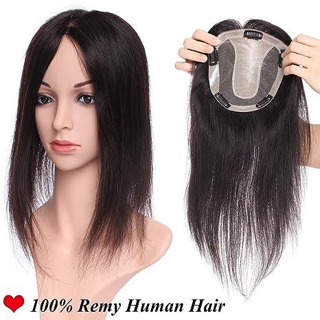 12\'/30cm Toupet Cheveux Naturel Extension