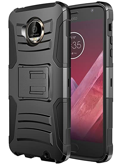 sports shoes b2e49 fde53 Moto Z2 Force Case: Buy Moto Z2 Force Case Online at Low Price in ...