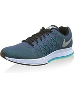 Nike Men s Air Zoom Pegasus 32 Running Shoes Blue  Amazon.co.uk ... 9bae1e07a1
