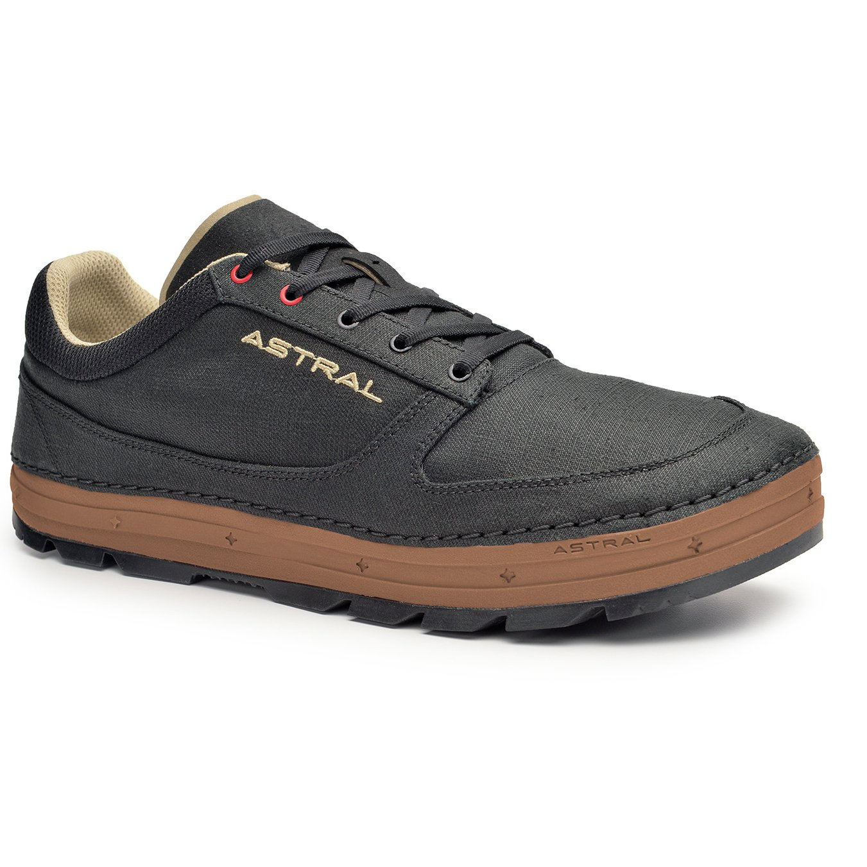Astral Hemp Donner Men's Water Hiking Shoe B01N2RT3DA 12 Black/Brown