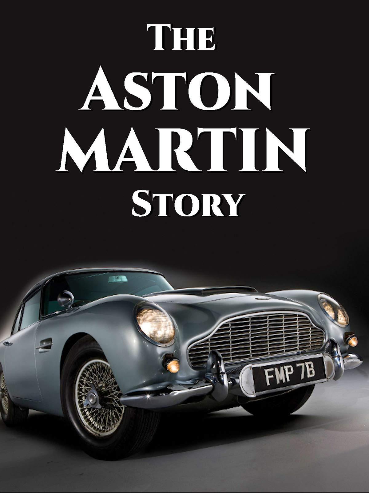 The Aston Martin Story