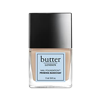 Amazon.com: butter LONDON Nail Foundation Priming Base Coat: Butter ...