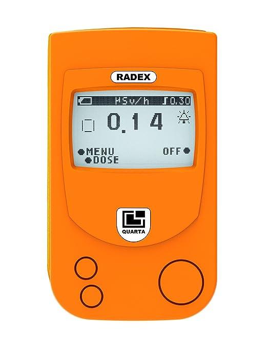 Hochpräziser LCD Strahlungsdetektor Persönliches Dosimeter