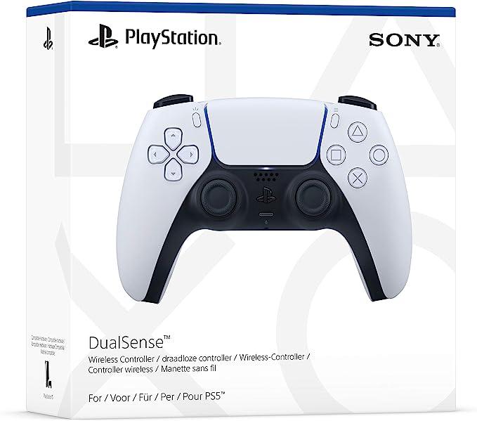PlayStation 5 DualSense Wireless Controller: Amazon.co.uk: Electronics
