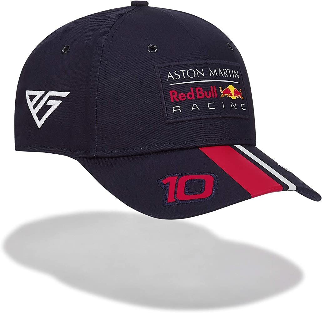 Red Bull Racing Aston Martin Pierre Gasly Baseball Cap 2019 Gorra ...