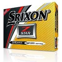 Srixon Z-Star Golf Balls (One Dozen) (2017/18 Version)