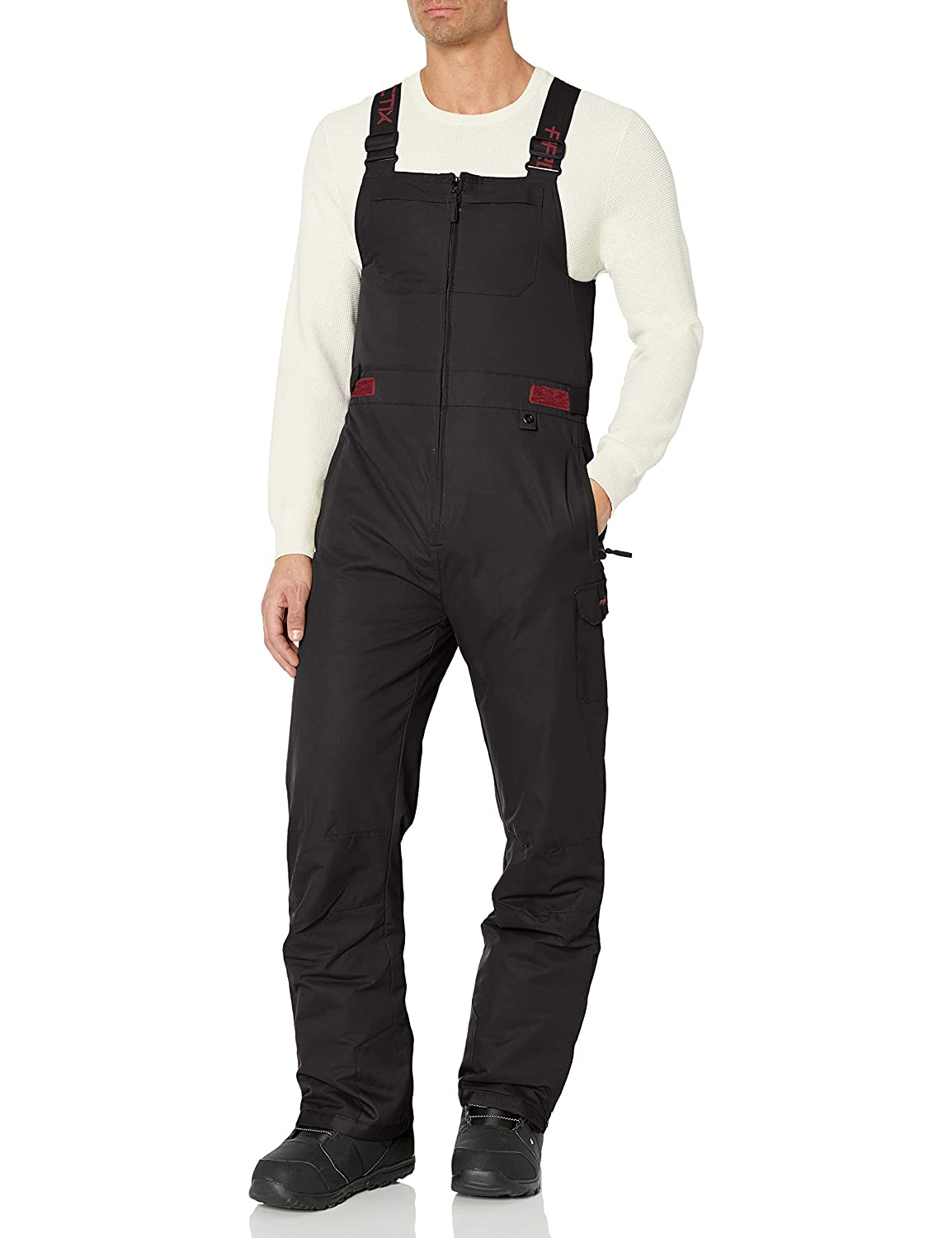 Arctix Mens Avalanche Athletic Fit Insulated Bib Overalls