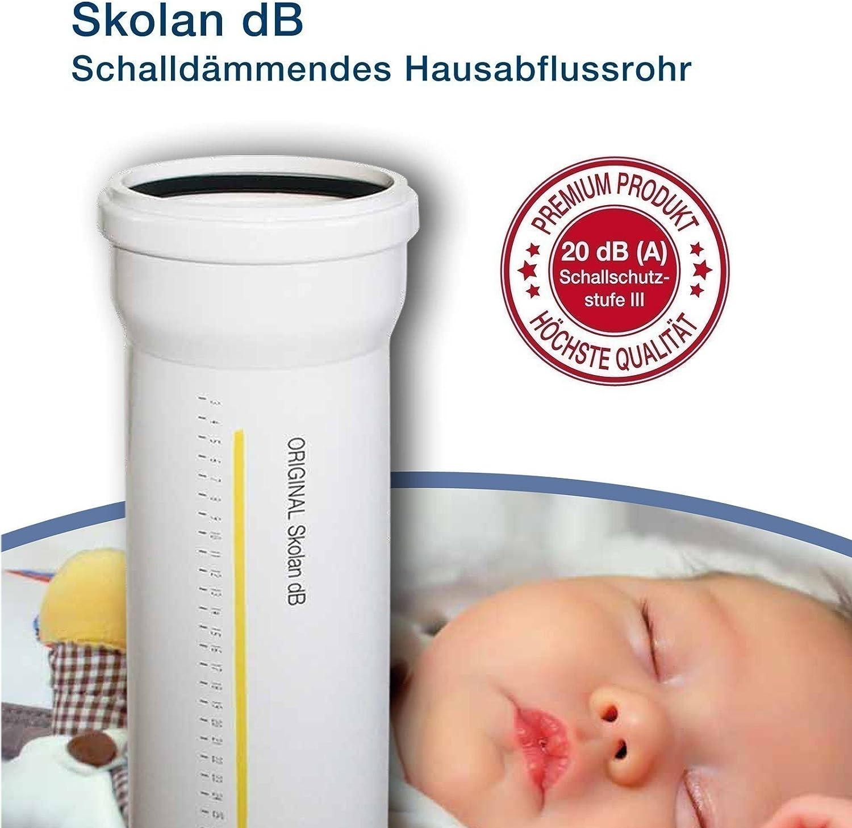 SKOLAN Eck-Doppelabzweig SKED 87Grad DN 100x100x100 335910