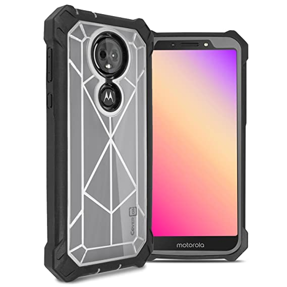 e697016f6c9b Image Unavailable. Image not available for. Color  Moto E5 Plus Case