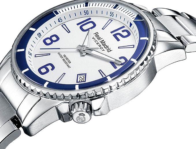 Viceroy 42296-07 Colección Real Madrid - Reloj para Niños: Amazon.es: Relojes