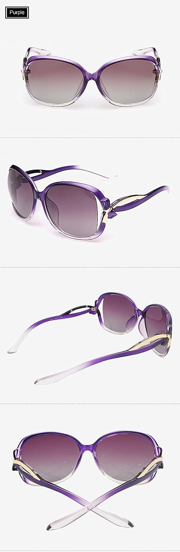 350807e46c DUCO Womens Stylish Polarised Sunglasses Star Glasses 100 % UV Protection  2229 UK-2229-5