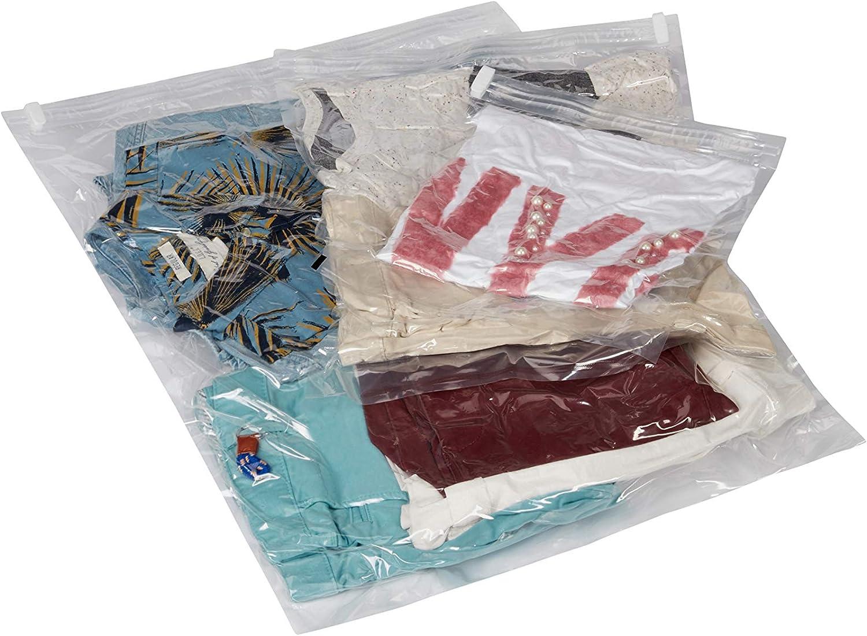 SAMSONITE Global Travel Accessories - Compression Bags Organizador para Maletas 70 Centimeters 1 Transparente (Translucent)